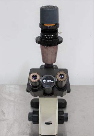 Fisher Scientific Inverted Phase Microscope 12-560-45