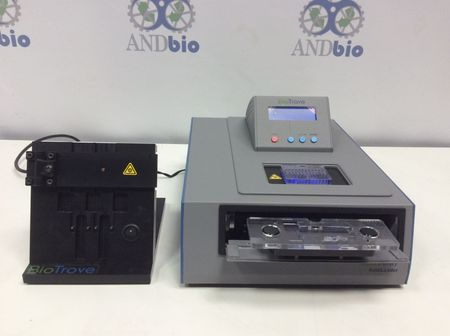 Biotrove - OpenArray AutoLoader & Case Sealing Station