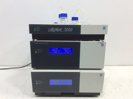 Dionex - UltiMate 3000 RSLCnano System & Solvent Rack LC MS UHPLC TESTED