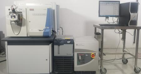 Thermo LTQ Orbitrap Velos Pro Mass Spectrometer with ETD