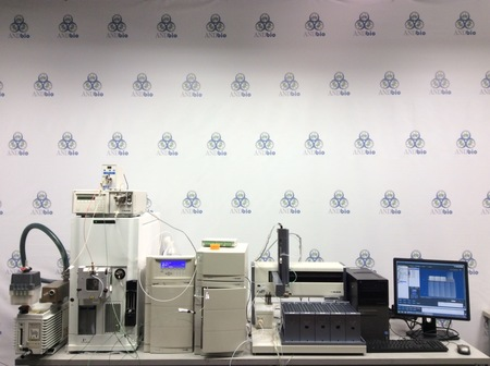 Perkin Elmer Flexar SQ 300 MS/HPLC System w/Computer, Software