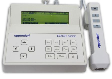 Eppendorf  - EDOS 5222 Electronic Dispensing System