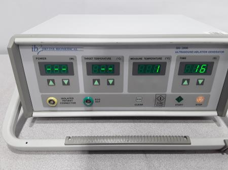 Irvine Biomedical IBI-2000 Ultrsound Ablation Generator