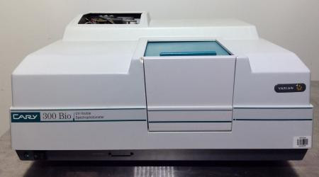 Agilent Varian Cary 300 Scan UV-Visible Spectrophotometer FOR PARTS