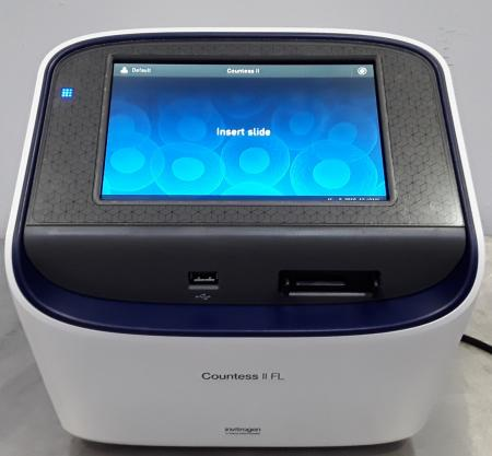 Invitrogen Thermo Fisher Countess II Automated Cell Counter AMQAX1000