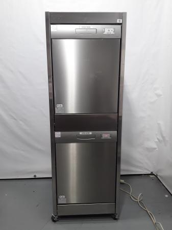 National SP Industries Vertical Double Stack Glassware Washer NLW-1395-DS