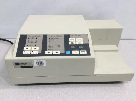 Molecular Devices VMAX Kinetic ELISA Microplate Reader w/ Software Softmax Pro