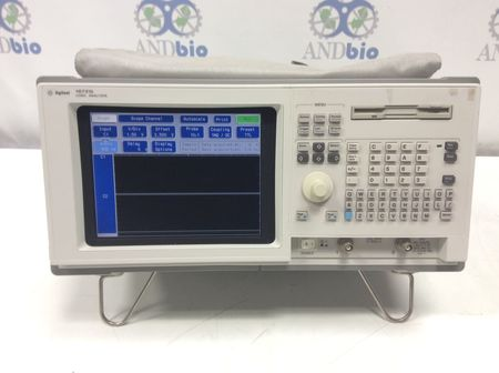 Agilent 1672G Portable Standalone Logic Analyzer