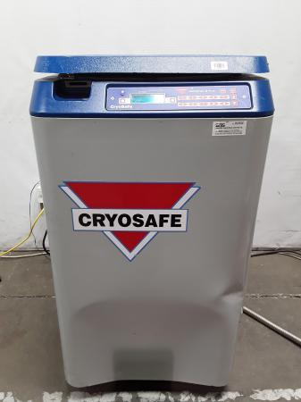 CryoSafe APP-1PS Self-filling liquid nitrogen tank system