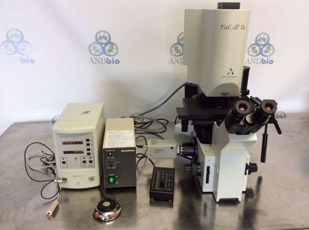 Arcturus PixCell II Laser Capture Microdissection Microscope
