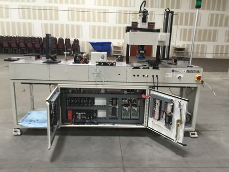 Packard PlateTrak High Throughput Automated Microplate Handling System FOR PARTS