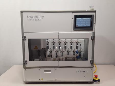 Cynvenio Liquid Biopsy Automated Rare Cell Platform