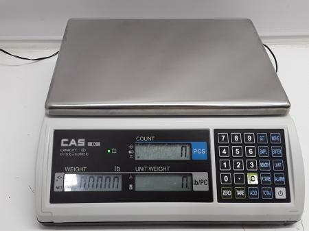 CAS EC-15 Counting Scales