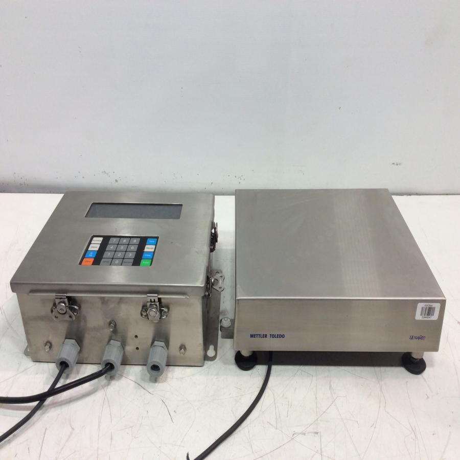 Mettler Toldeo Ultrares Scale W 8522 Display Controller Parts Only Toledo Load Cell Wiring