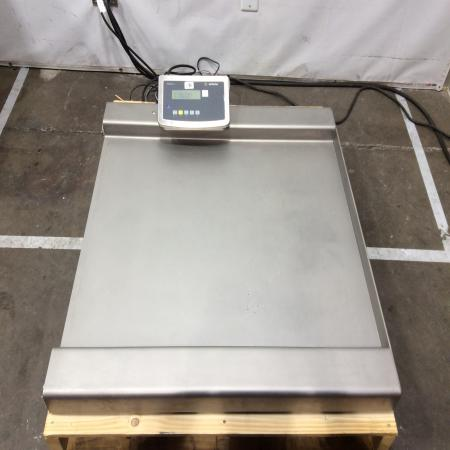 Sartorius ISF4-300LI-I SCALE 300kg 0.01 kg HIGH Accuracy roll on floor scale