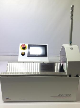 ASG Medical Systems Accu-Feed automated tube & wire feeder