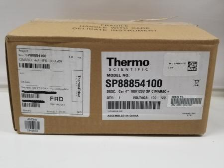 Thermo Scientific SP88854100 Cimarec Digital Stirring Hotplate 4x4 - 4