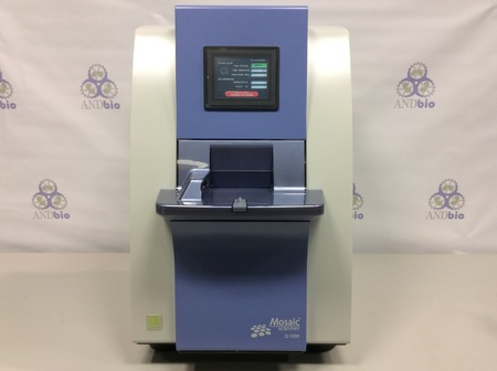 Quantum Dot Mosaic Gene Expression System