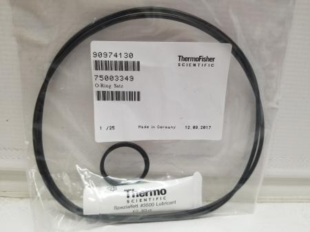 Thermo 75003602 Microliter 48 x 2mL Sealed Aluminum Fixed Angle Rotor NEW in BOX - 6